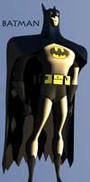 Batman 3dsmax