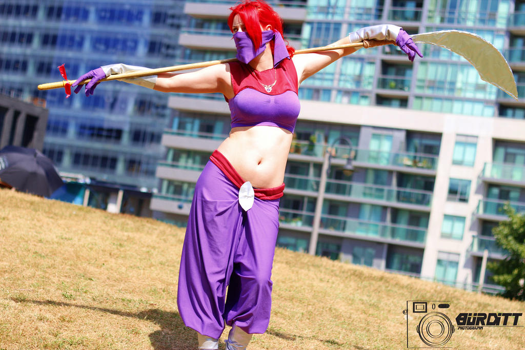 Gerudo Guard 5 by Burditt-Photography