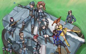 Valkyria Crew