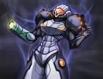 Phazon Suit Acquired