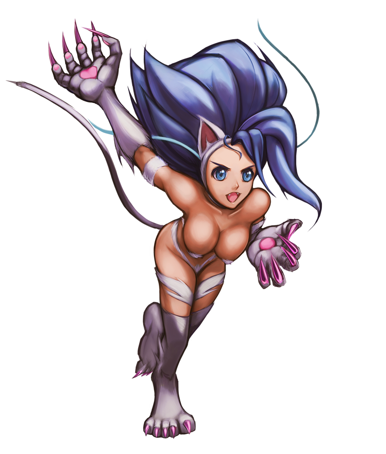 Felicia for stick by hybridmink