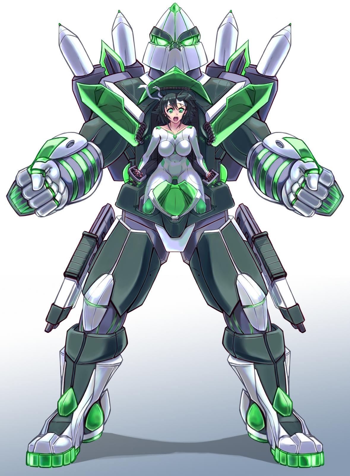 MRBOT MK II by hybridmink