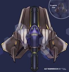 ALT RAMMBOCK: Ship 0