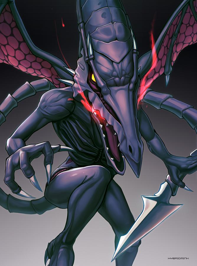 Ridley (Ultimate) by hybridmink