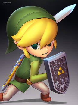 Toon Link (Ultimate)