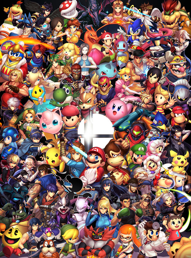 Super Smash Bros. (Ultimate)
