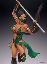 Jade by hybridmink