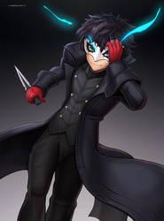 Joker (Ultimate) by hybridmink