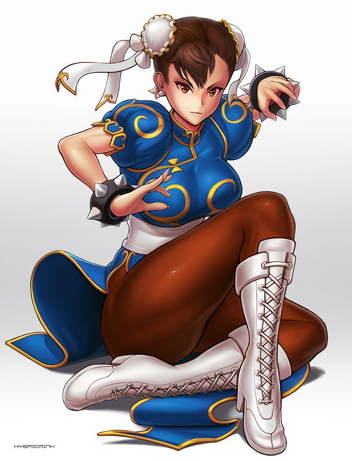 Chun-Li by hybridmink