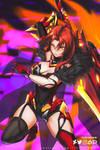 Himeko (Vermilion Knight)