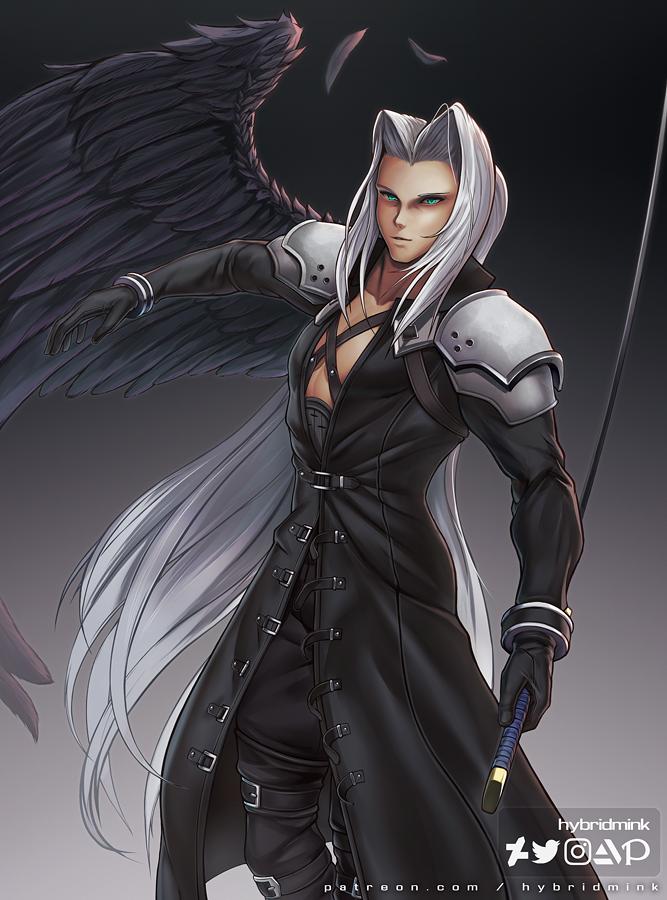 Sephiroth (Ultimate) *updated!