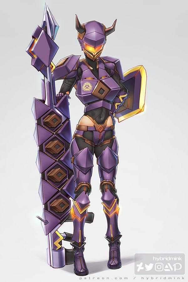 Rav Hansen (armor)