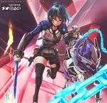 Astral Chain by hybridmink