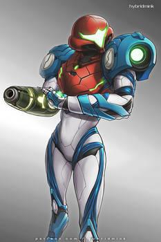 Samus (Metroid Dread)
