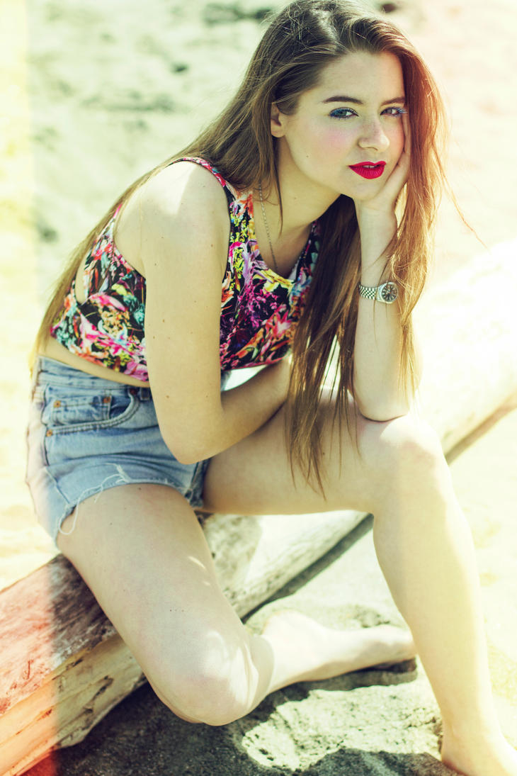 Summertime by ElenAnelE