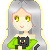 Icon Commission: AnimeFanForever239 by ShySnowBunny