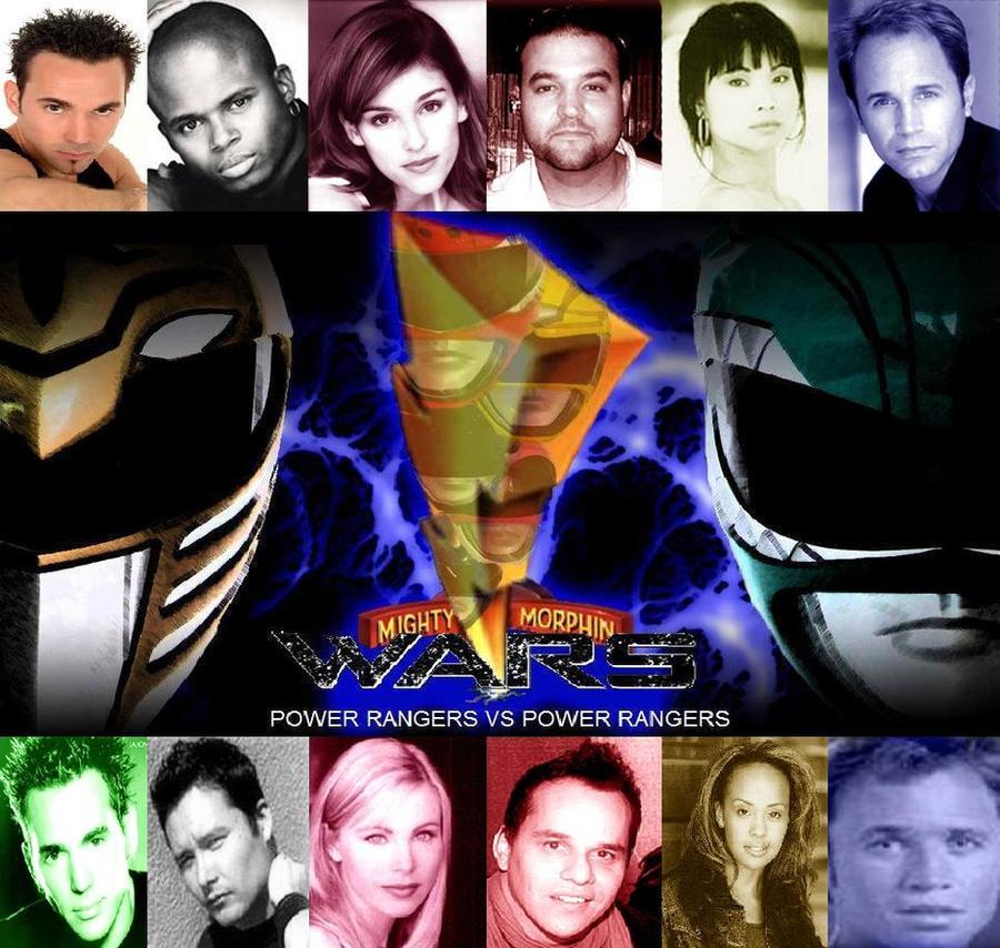 Mighty Morphin Power Rangers Wallpaper: Mighty Morphin Wars Wallpaper By Supaman2525 On DeviantArt