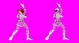 Pink Ranger by supaman2525