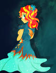 Sunset Shimmer: Crystal Ball