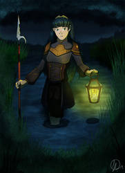 The Marshkeeper by ScarabDynasty1