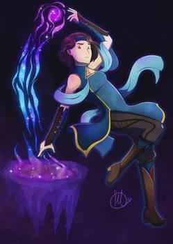 Last Sword - Ursa - The Catalyst