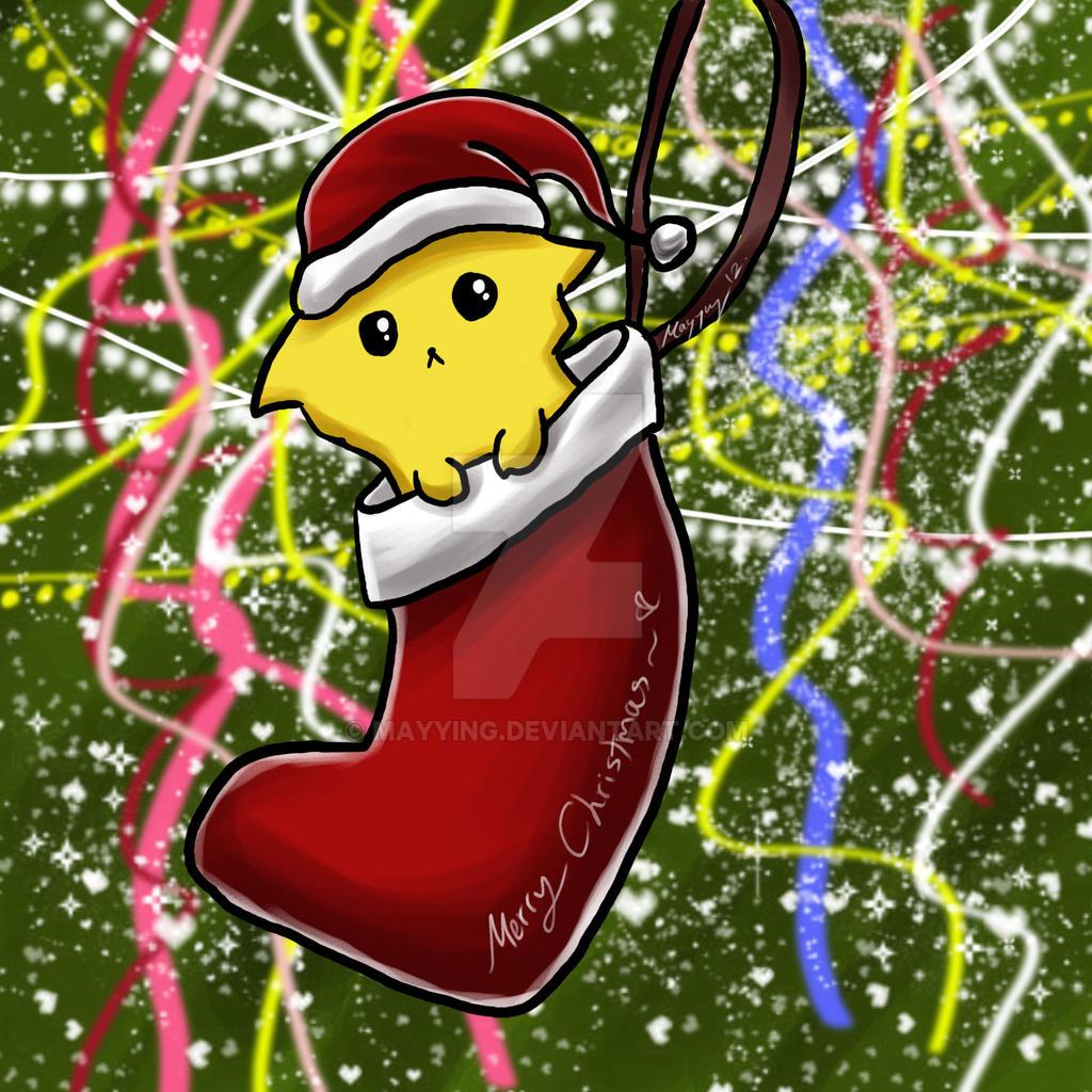 Christmas Neko