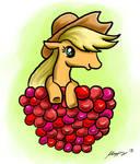 Fanart: Apple Apple Jack