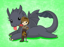 HTTYD: We Are Back