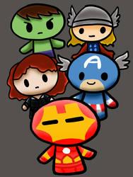 The Avengers Gang