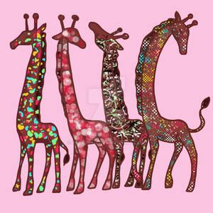 Pocky Giraffe