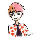 BTS Idol Fanart