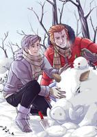 LoGH - Secret Santa Inotetsu by Spartaphyx