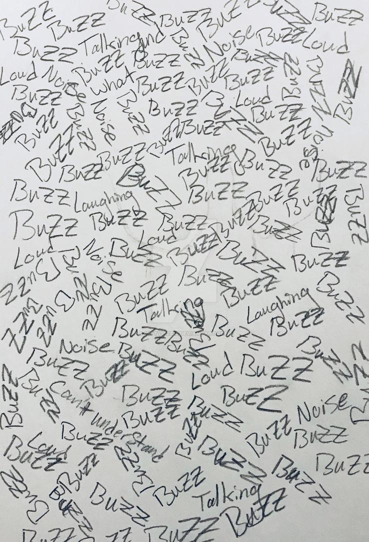 White Noise by Kittypie323