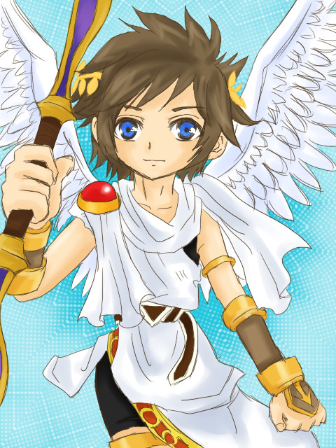 PitKid Icarus By Ayumilky On DeviantArt