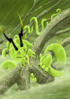 Swamp Dragon by Besonik