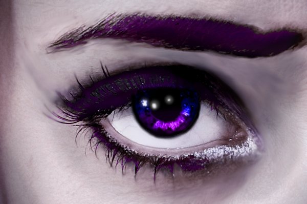 Amethyst Eyes Behind these amethyst eyes by visessentia: imgarcade.com/1/amethyst-eyes