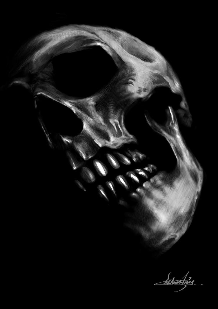 dark skull by d-a-y-s-l-e-e-p-e-r ...