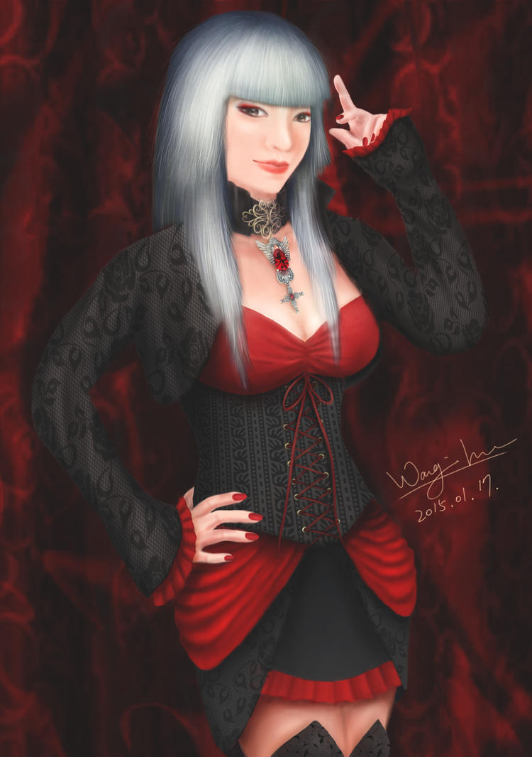 Hot female vampire art nackt wifes