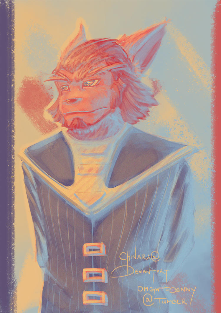 Palette Practice Final - President Phyronix by chinara
