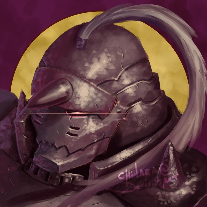 Fullmetal Alchemist Brother by chinara