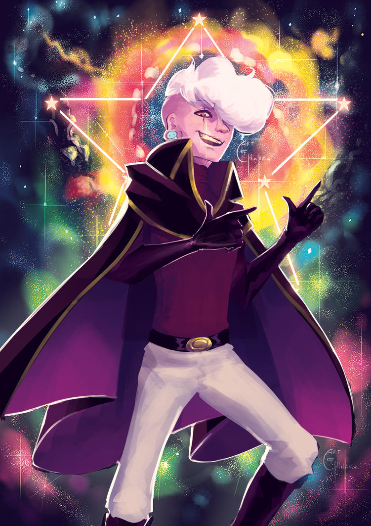I testify if I die in my sleep Then know that my life was just a killer dream, yeah [x] -- Lars of the Stars is one of the best things to come out of Season 5! I love, love, LOVE his design and his...