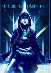 Steven Universe - Blue Eminence by chinara