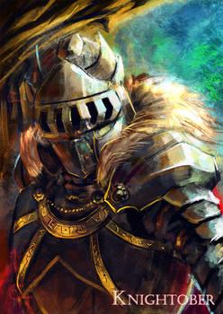 Knightober 2 - Best Friend