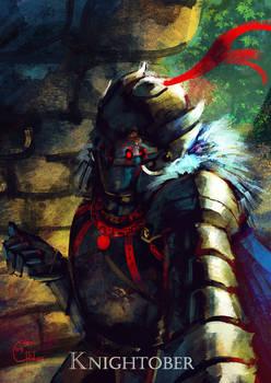 Knightober 4 - Ennui