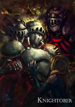 Knightober 10 - Opium Dreams