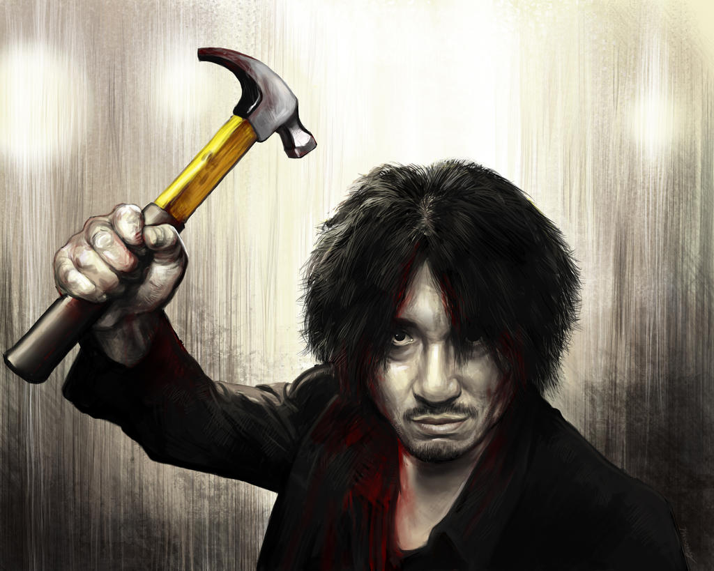 Oldboy By KrasnyNieJasny On DeviantArt