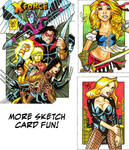 Latest sketch card commish 19