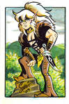 Elfquest card on Ebay