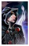 Jace Beleren from Magic the G