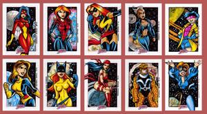 Marvels Dangerous Divas
